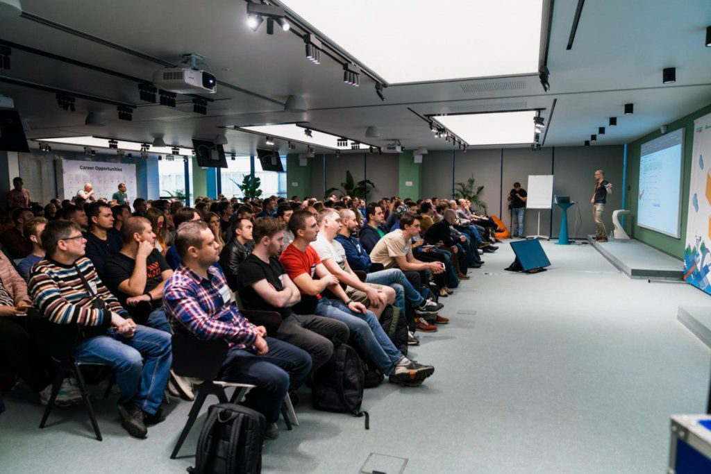AWS Loft in Kyiv, Machine Learning